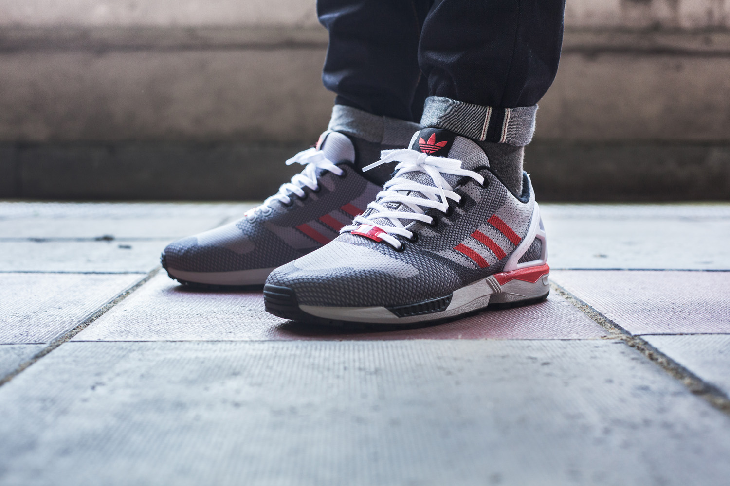 adidas ZX FLUX 8000 Weave Pack 1