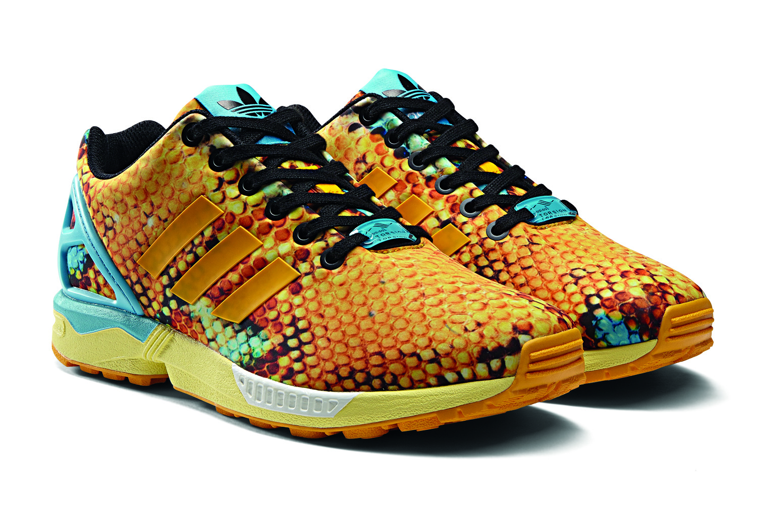 adidas ZX FLUX Unisex Print Pack 1