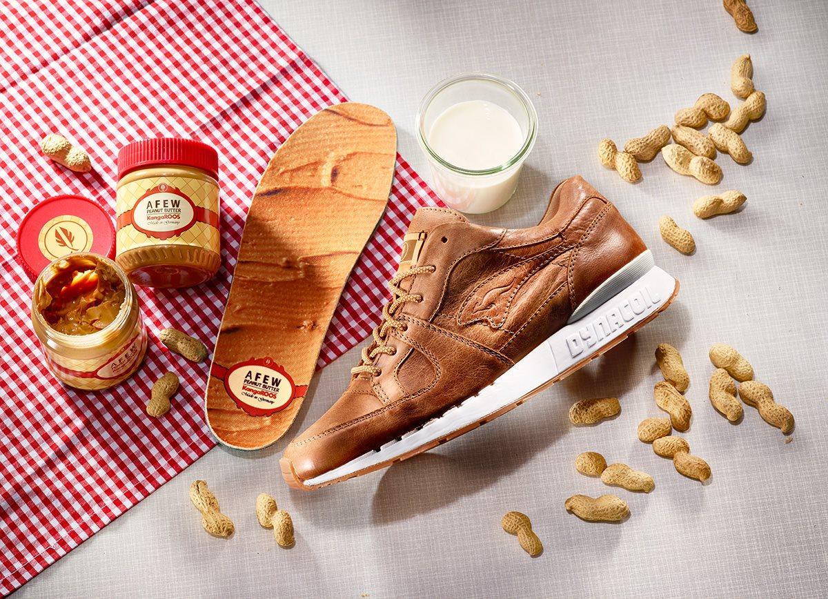 Afew x KangaROOS Coil R1 Peanut Butter 1
