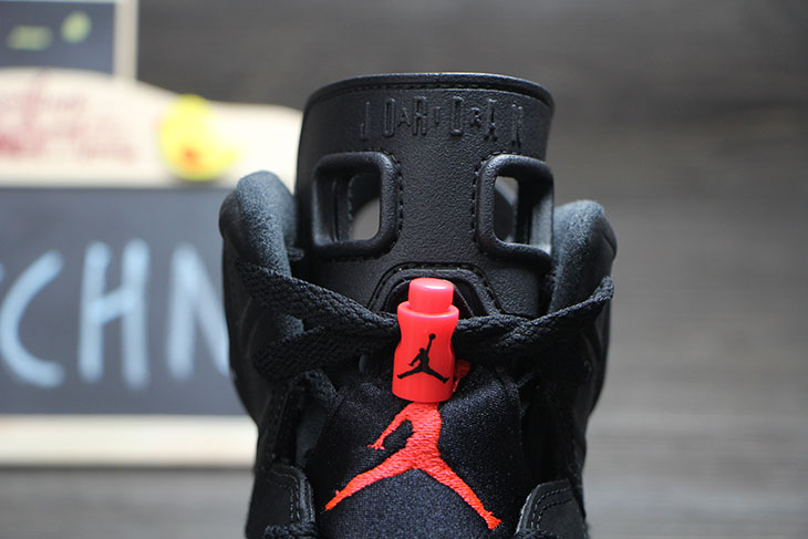 Air Jordan 6 Retro Black Infrared 3