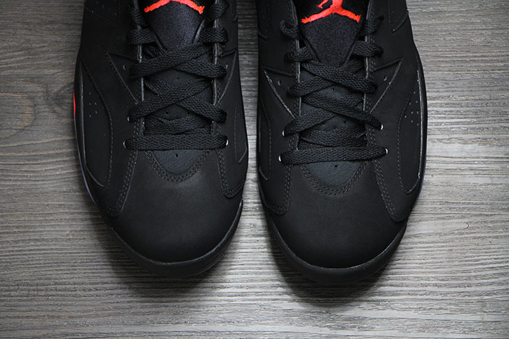 Air Jordan 6 Retro Black Infrared 4