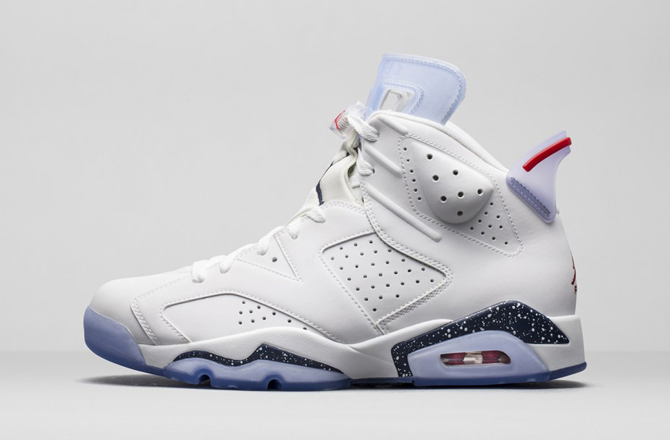Air Jordan 6 Retro First Championship 1
