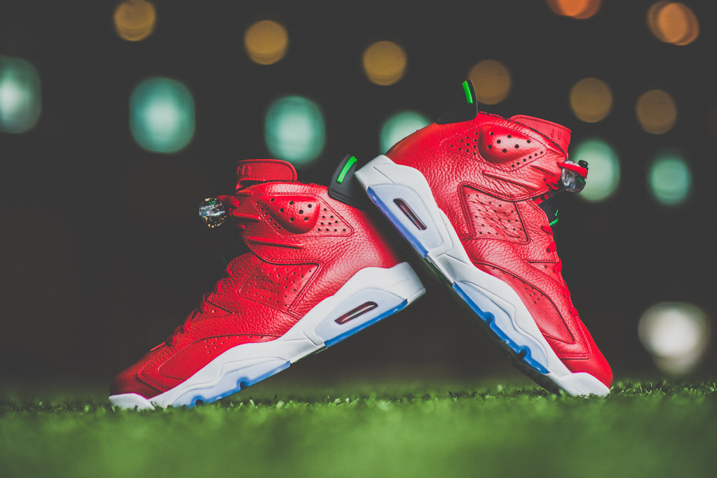 Air Jordan 6 Retro Varsity Red 1