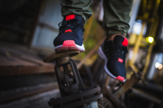 FACESLACES x adidas Originals ZX FLUX Teufelsberg 16