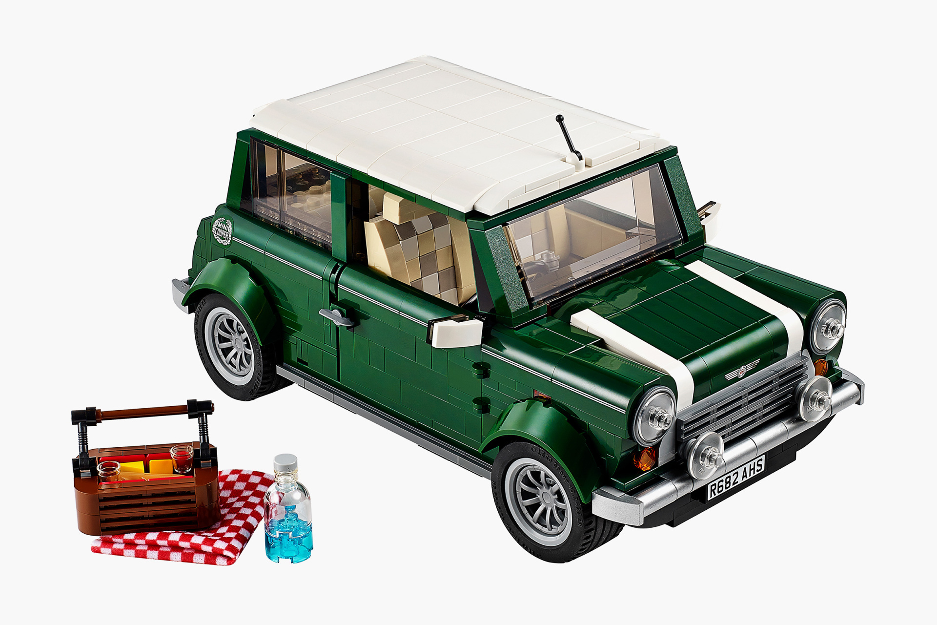 LEGO Mini Cooper Set 1