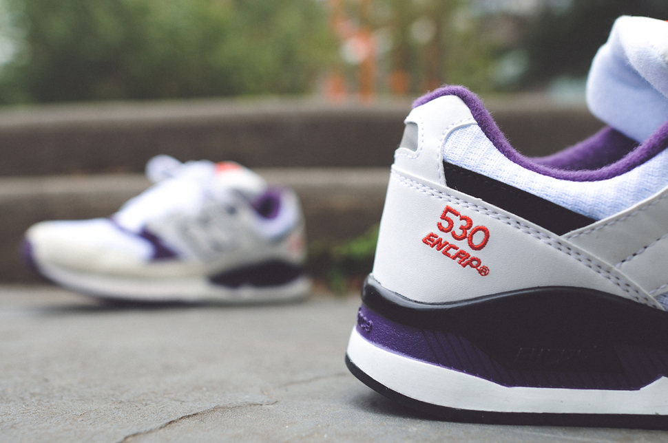 New Balance 530 OG White Grey Purple 4