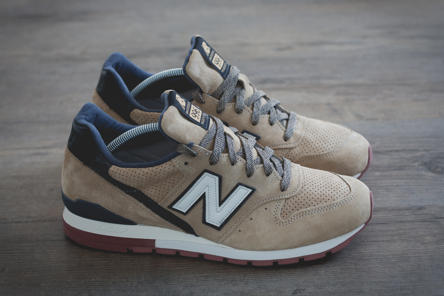 New Balance M996PR Distinct Collection Review 1