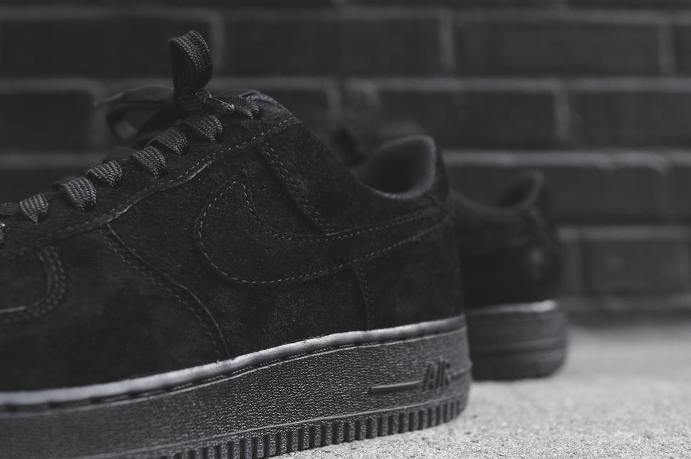 Nike Air Force 1 Low Black 2