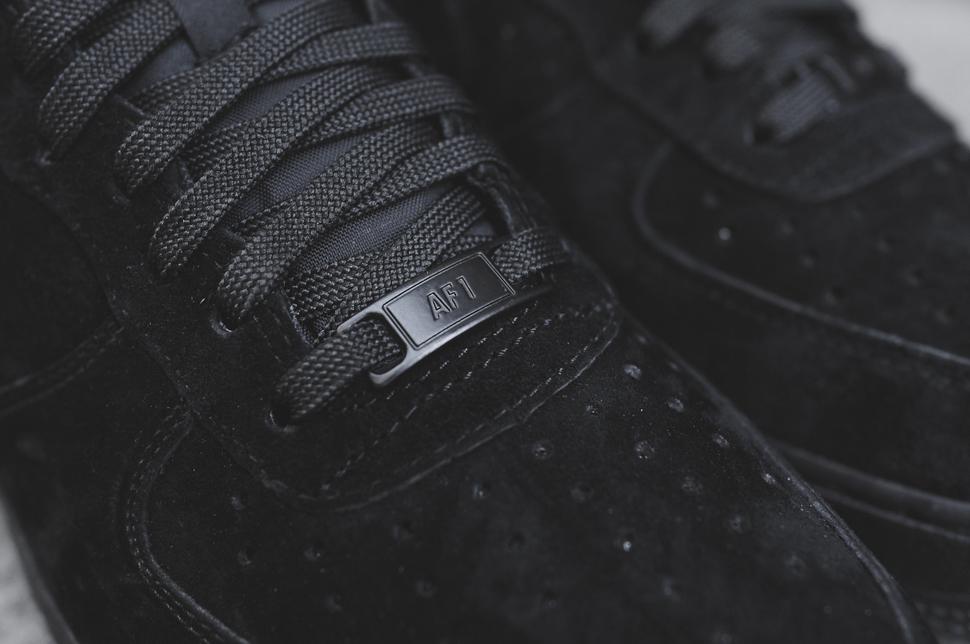 Nike Air Force 1 Low Black 3