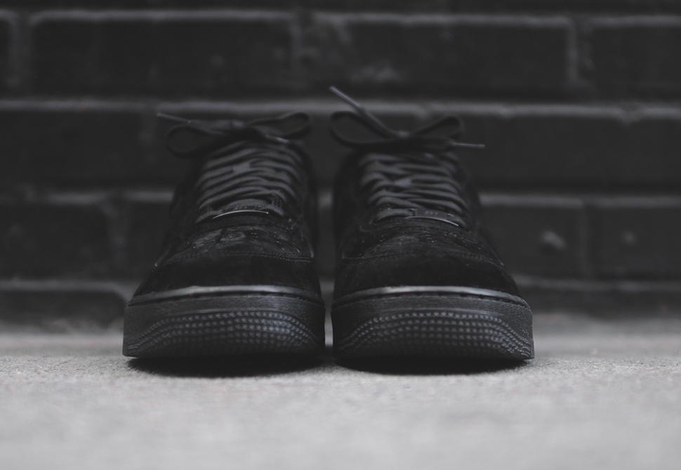 Nike Air Force 1 Low Black 5