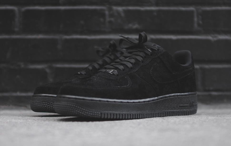 Nike Air Force 1 Low Black 6