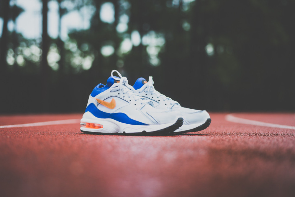Nike Air Max 93 White Blue Citrus 11 1000x667