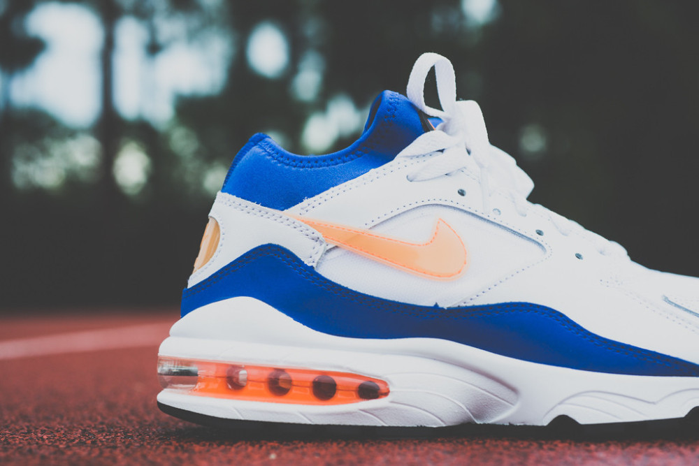 Nike Air Max 93 White Blue Citrus 31 1000x667
