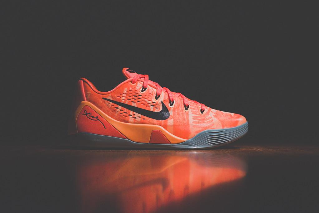 Nike Kobe 9 Bright Mango 1