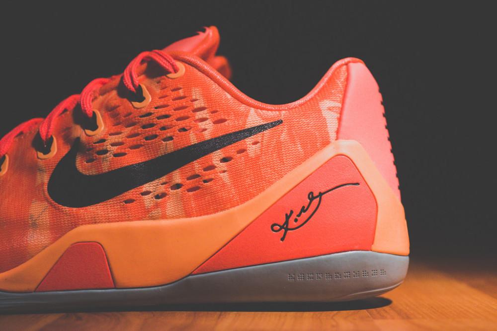 Nike Kobe 9 Bright Mango 2 1000x667
