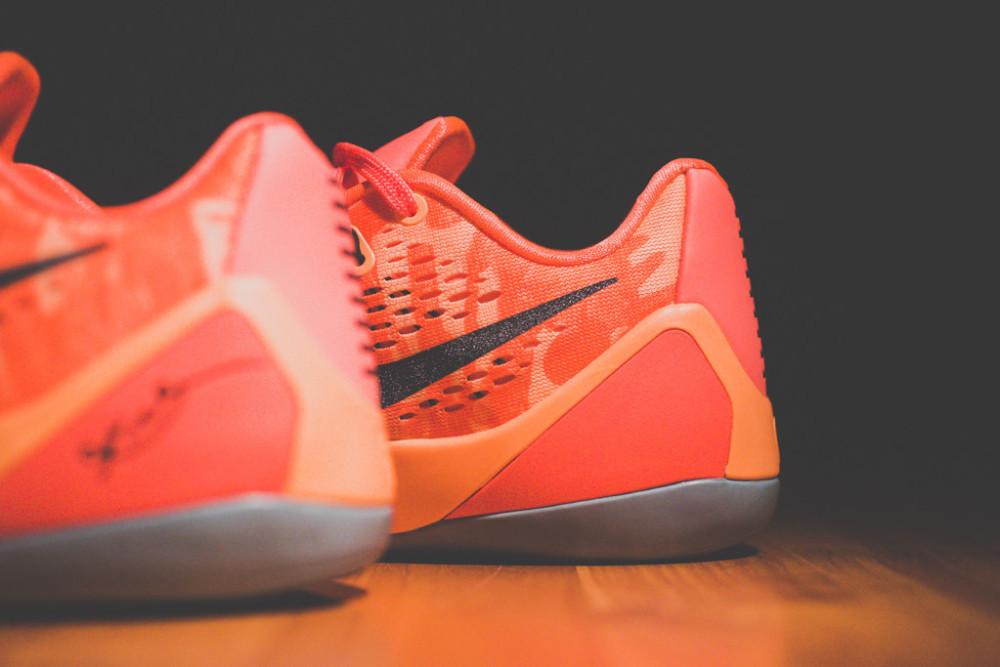 Nike Kobe 9 Bright Mango 4 1000x667