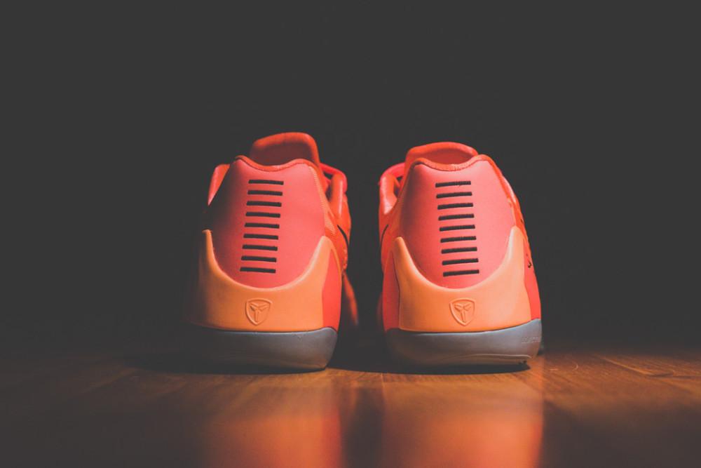 Nike Kobe 9 Bright Mango 7 1000x667