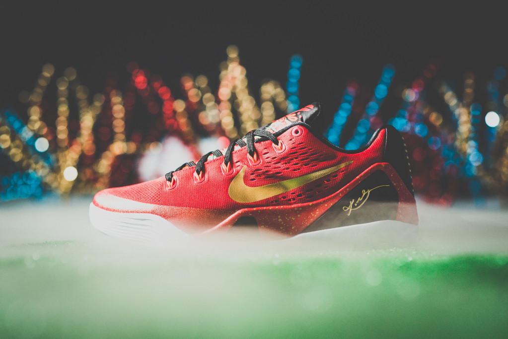 Nike Kobe 9 China 1