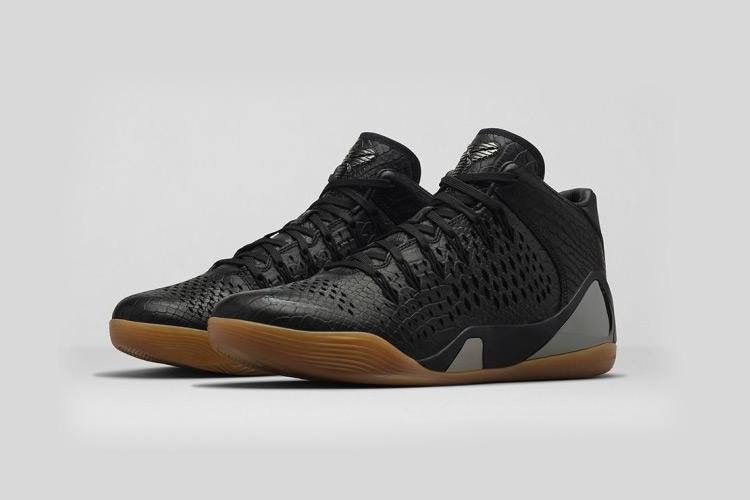 Nike Kobe 9 MID EXT Black Mamba 1
