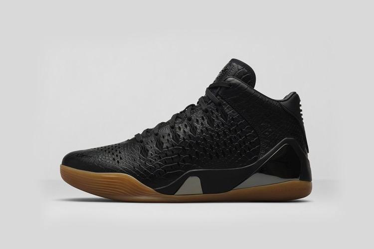 Nike Kobe 9 MID EXT Black Mamba 2