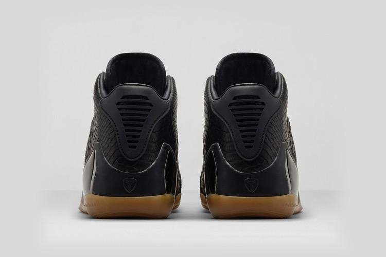 Nike Kobe 9 MID EXT Black Mamba 4