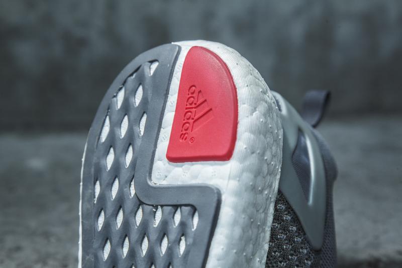 adidas Consortium Primeknit Pure BOOST Black Grey 4