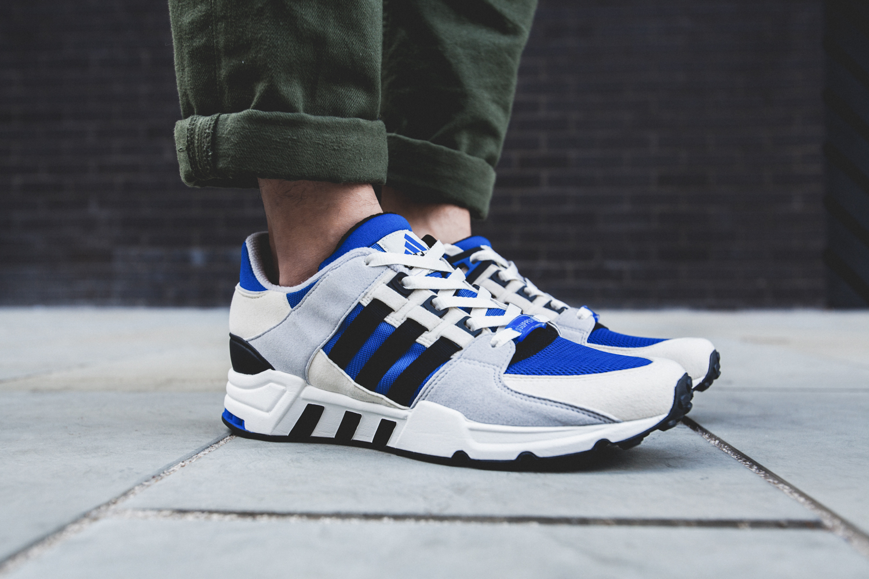 adidas equipment support 93 blau