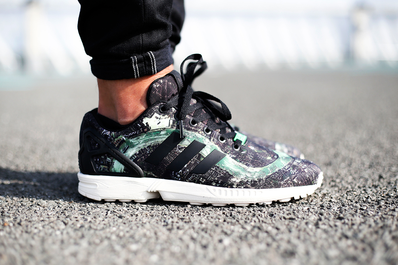adidas Originals ZX FLUX London 1