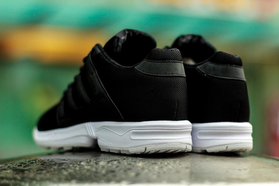 adidas ZX FLUX 2.0 Black White 4