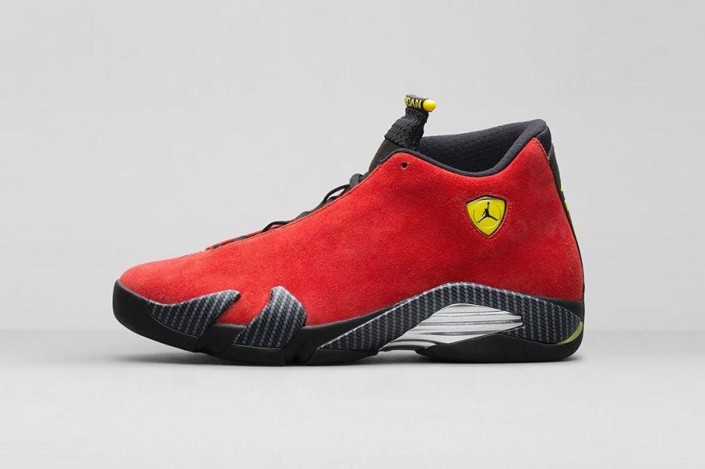 Air Jordan 14 Retro Challenge Red 1 1000x666