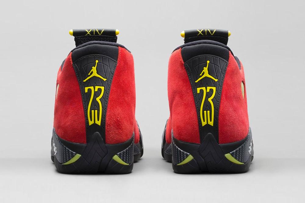 Air Jordan 14 Retro Challenge Red 3 1000x666