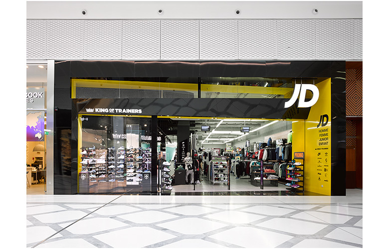 JD Sports Opening in Essen
