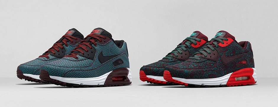 Nike Air Max Lunar90 Suit and Tie Collection 1