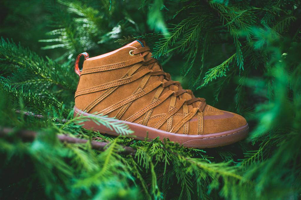 Nike KD VII NSW Lifestyle Hazelnut 1