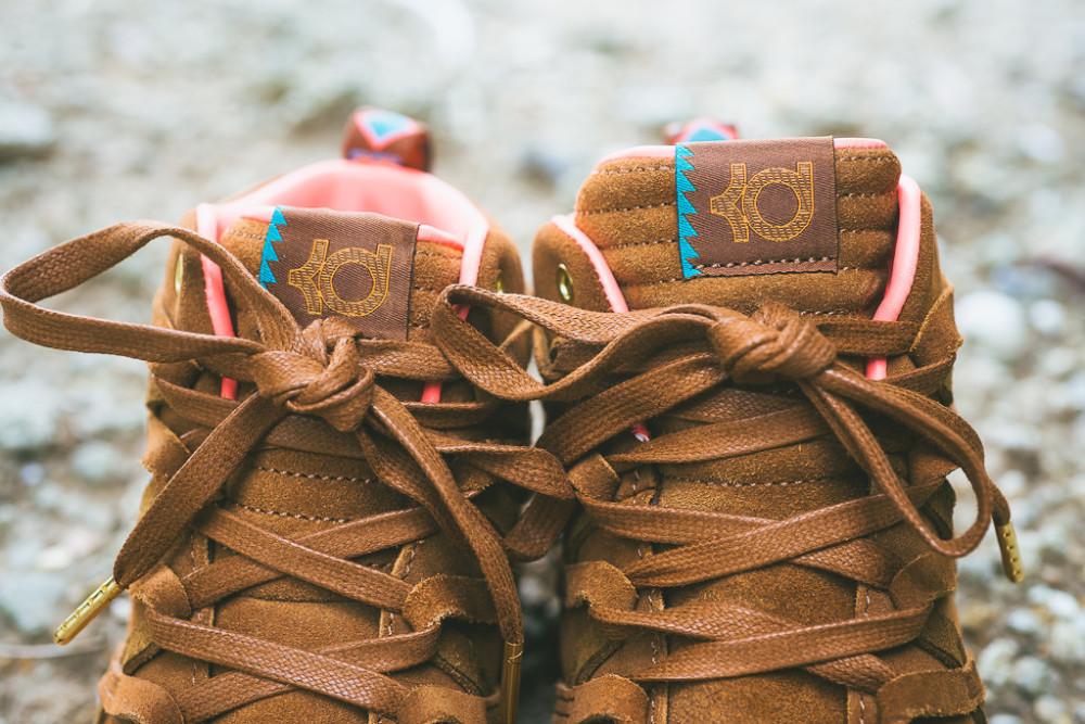 Nike KD VII NSW Lifestyle Hazelnut 7 1000x667