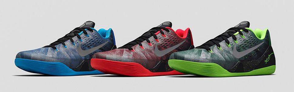 Nike Kobe 9 EM Premium Collection 1