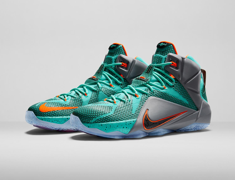 Nike LeBron 12 Entwickelt für höchste Explosivität 1