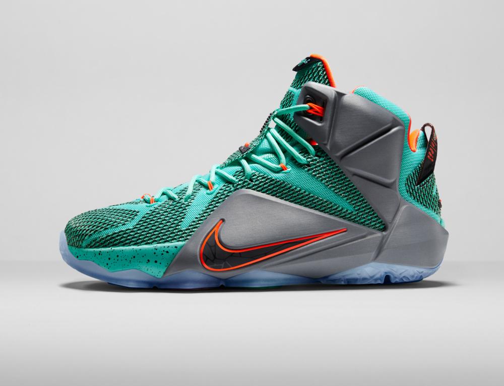 Nike LeBron 12 Entwickelt für höchste Explosivität 3 1000x766