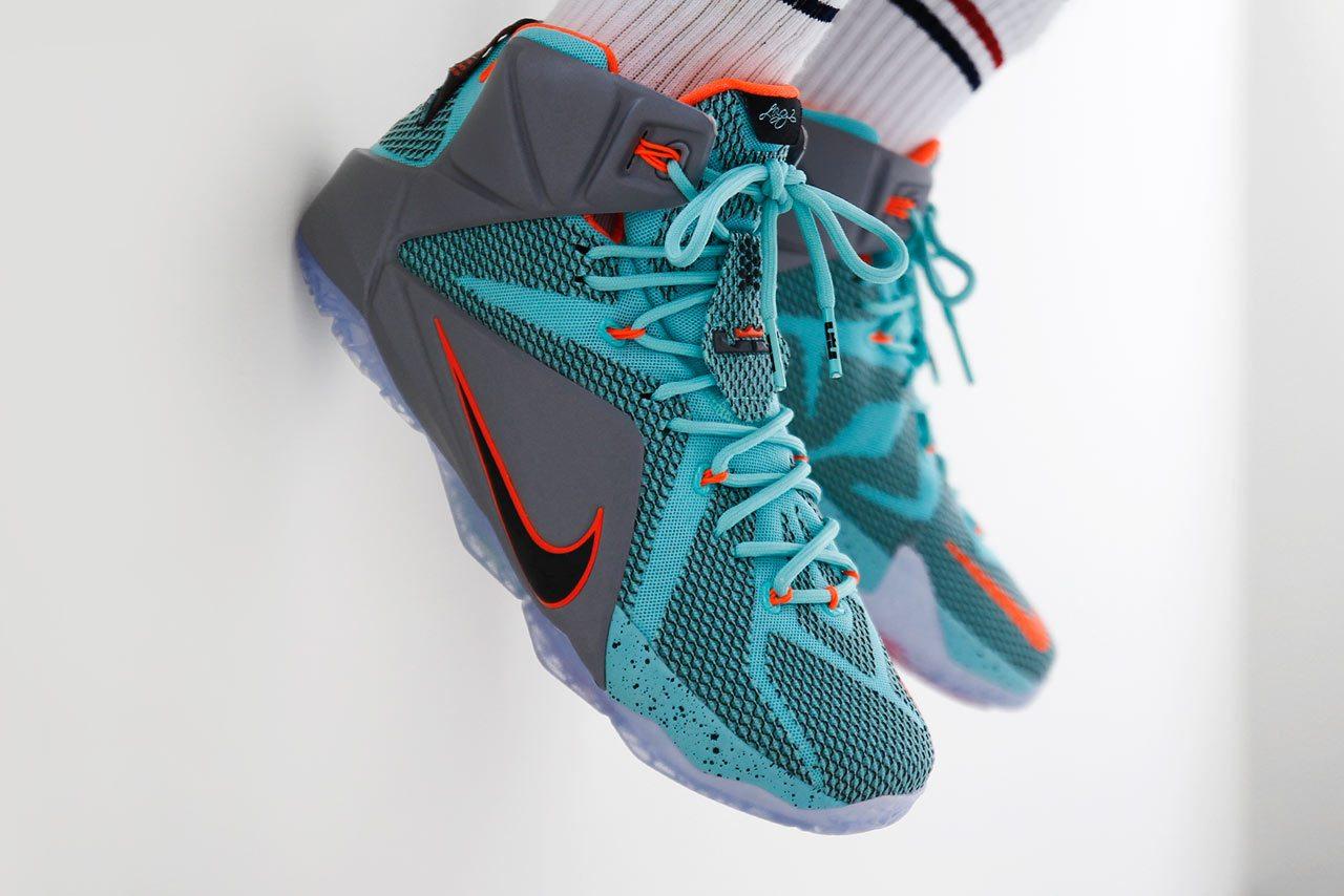 Nike LeBron 12 NSRL 1