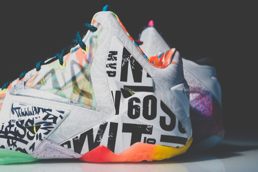 Nike Lebron 11 What the 6 1000x667