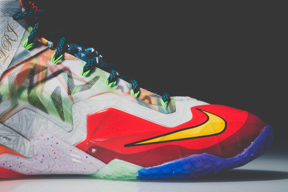 Nike Lebron 11 What the 8 1000x667