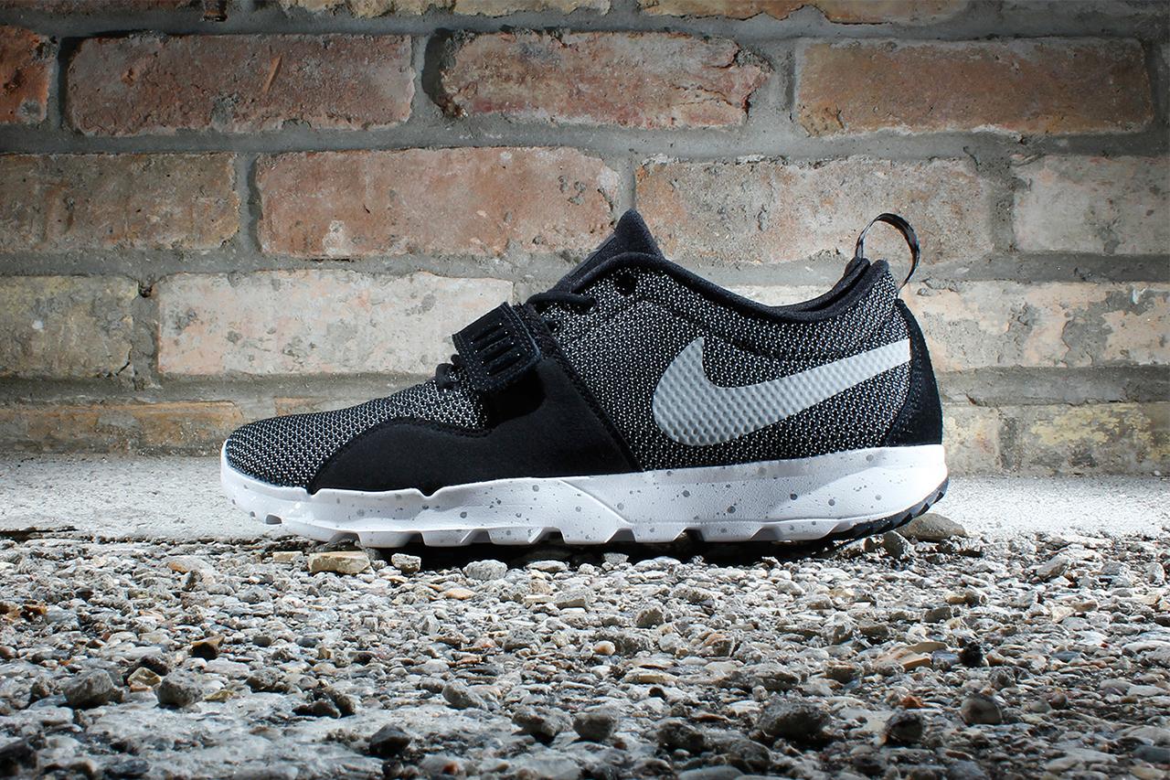 Nike SB Trainerendor Black White 1