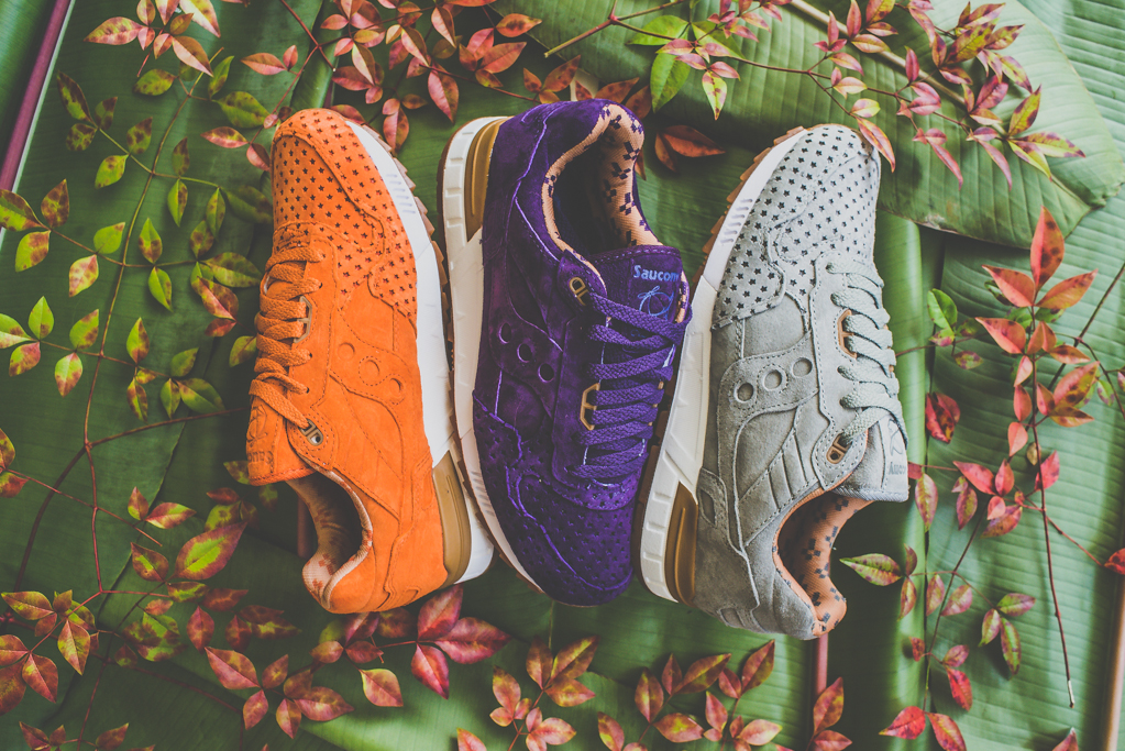 Play Cloths x Saucony Shadow 5000 Strange Fruit 1
