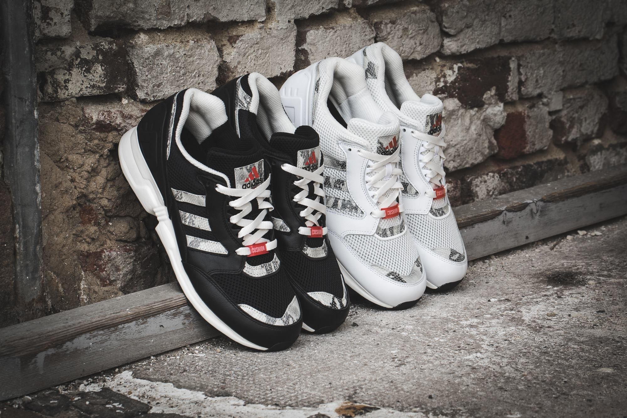 adidas Originals EQT Running Cushion 91 Snake Lux 1