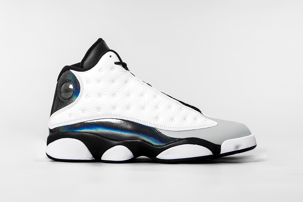 Air Jordan 13 Retro Wolf Grey 1