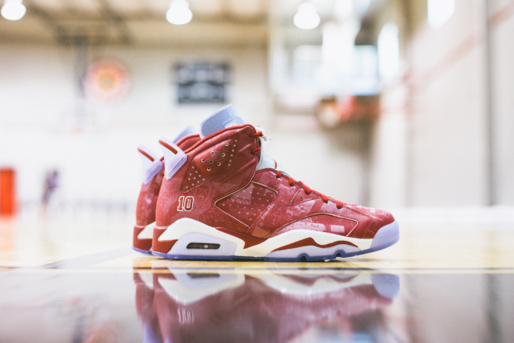 Air Jordan 6 Retro Slam Dunk 1