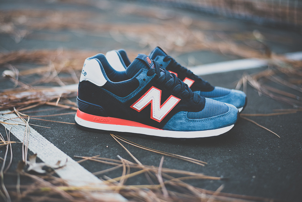 New Balance US574BL Connoisseur Painters 1