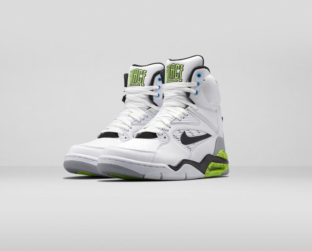 Nike Air Command Force White 1 995x800