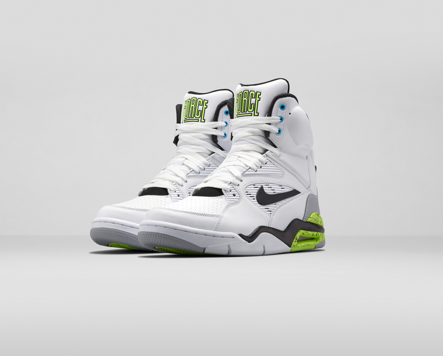 Nike Air Command Force White 1