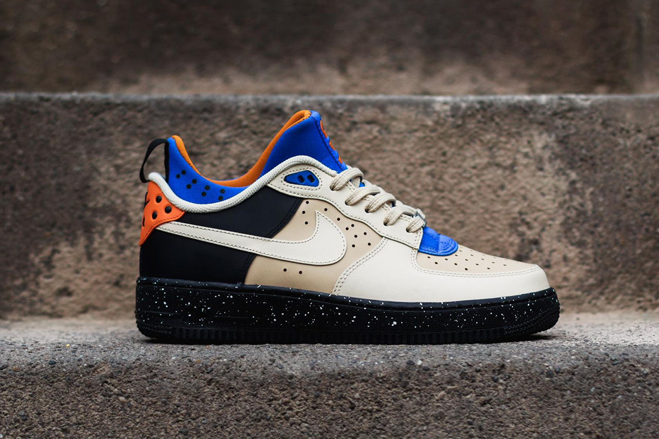 Nike Air Force 1 CMFT Mowabb Sand Dune 1